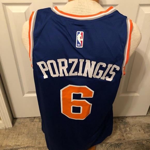 New Krais Porzingis jersey e9c3987ac